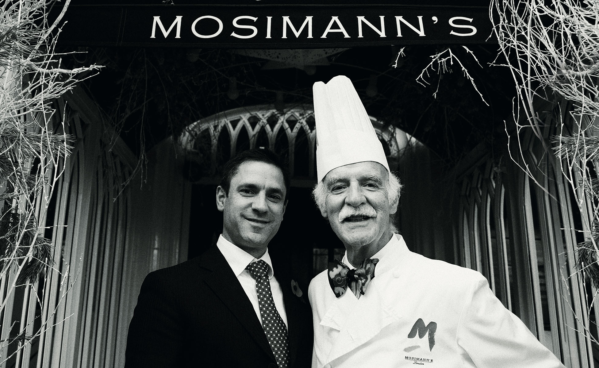 Chef Mosimann by Marc Martinon 3
