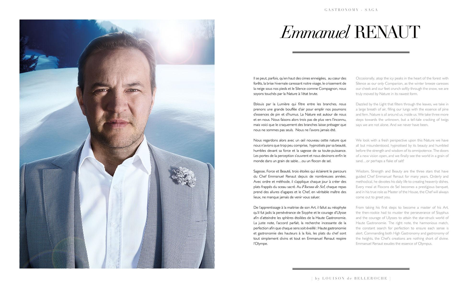 Emmanuel Renaut by Marc Martinon 2