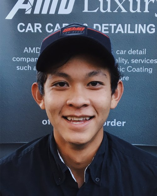 Thaven Truong - I've been San Diego resident for 10 years.  Currently I am a student at UCSD. Through the years I have built an eager passion for the automotive industry and that is what pushes me to enjoy this job greatly.