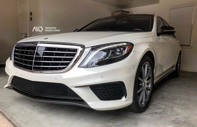 2014 Mercedes S63 cleaned and protected by AMD ⬇️ Luxury rides deserve only AWESOME luxury detail service. ⬇️ Awesome - it's not just a name it's our accurate description ⬇️ Best Mobile Car Detail in San Diego ⬇ 8️⃣5️⃣8️⃣-2️⃣0️⃣1️⃣-8️⃣0️⃣5️⃣8️⃣ ⬇ #Awesome_Mobile_Detail Family. We are fully licensed and insured 858-201-8058, 619-871-2943 You can visit us at: http://awesomemobiledetail.com Like us on http://www.yelp.com/biz/awesome-mobile-detail-san-diego https://www.facebook.com/AwesomeMobileDetaill https://twitter.com/bestdetail_com  #luxcar  #cardetailingsandiego  #cardetailsandiego #autodetailsandiego  #cquartz #mercedes #mercedess63amg #germanycar