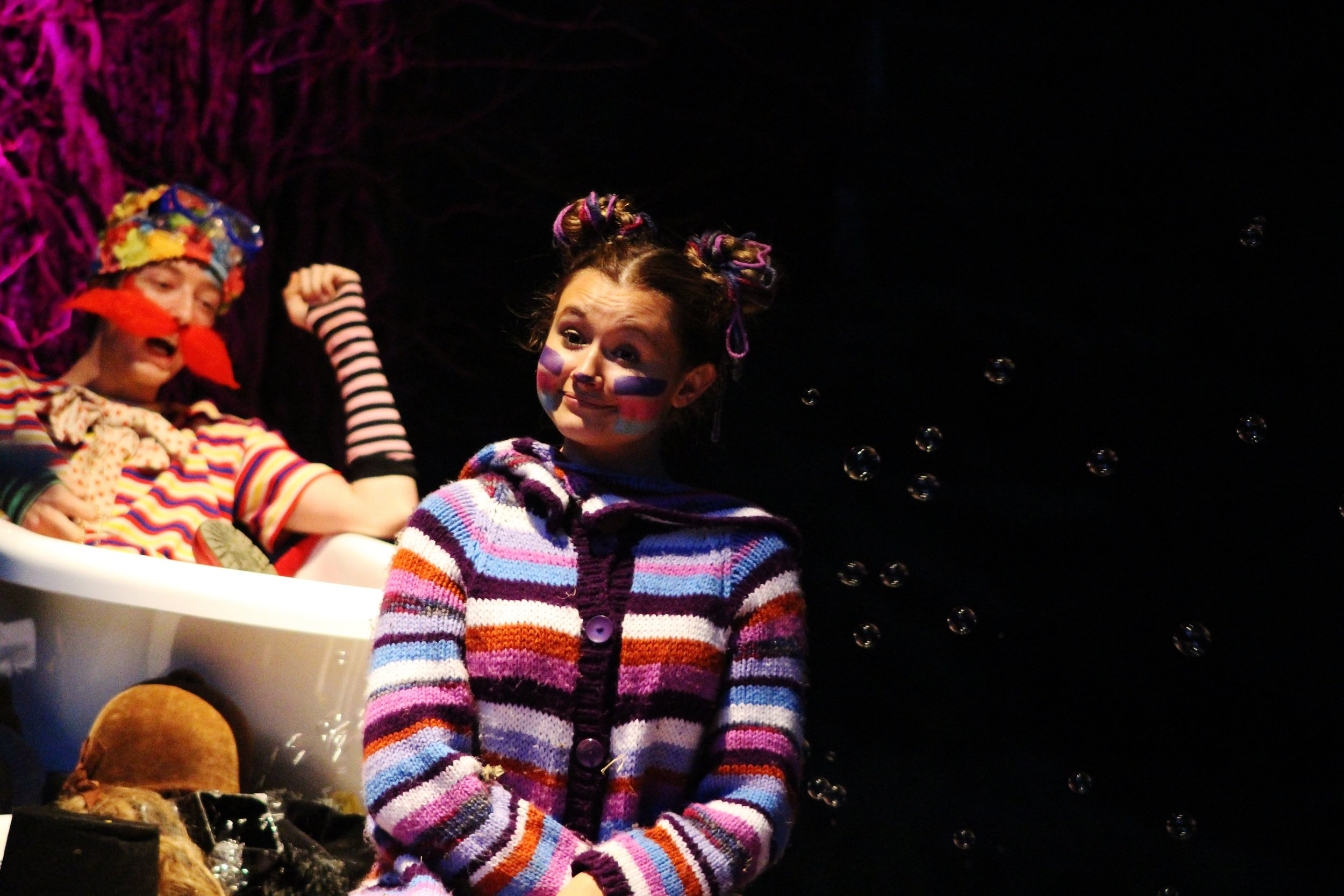 Alice's Adventures (2016) - The Point Youth Theatre - IBM HursleyCo-Director