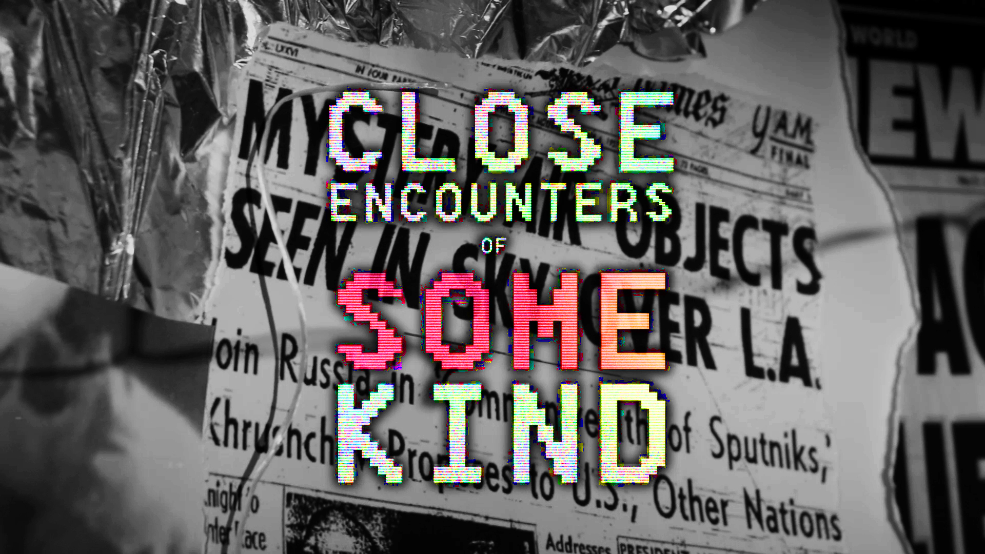 Close Encounters of Some Kind (2017)