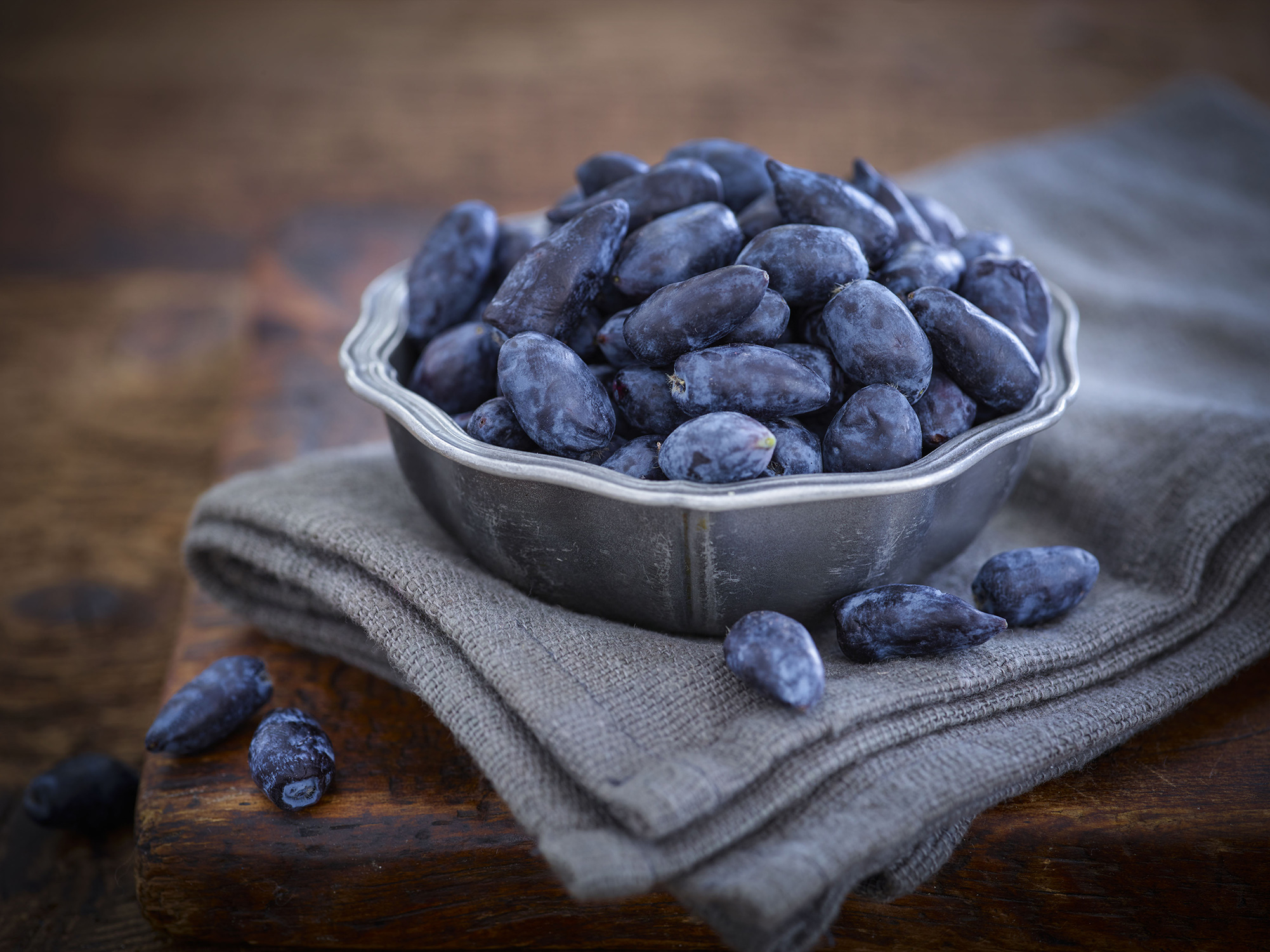 Soloberry receive green light in notification process to list haskap berries as traditional food