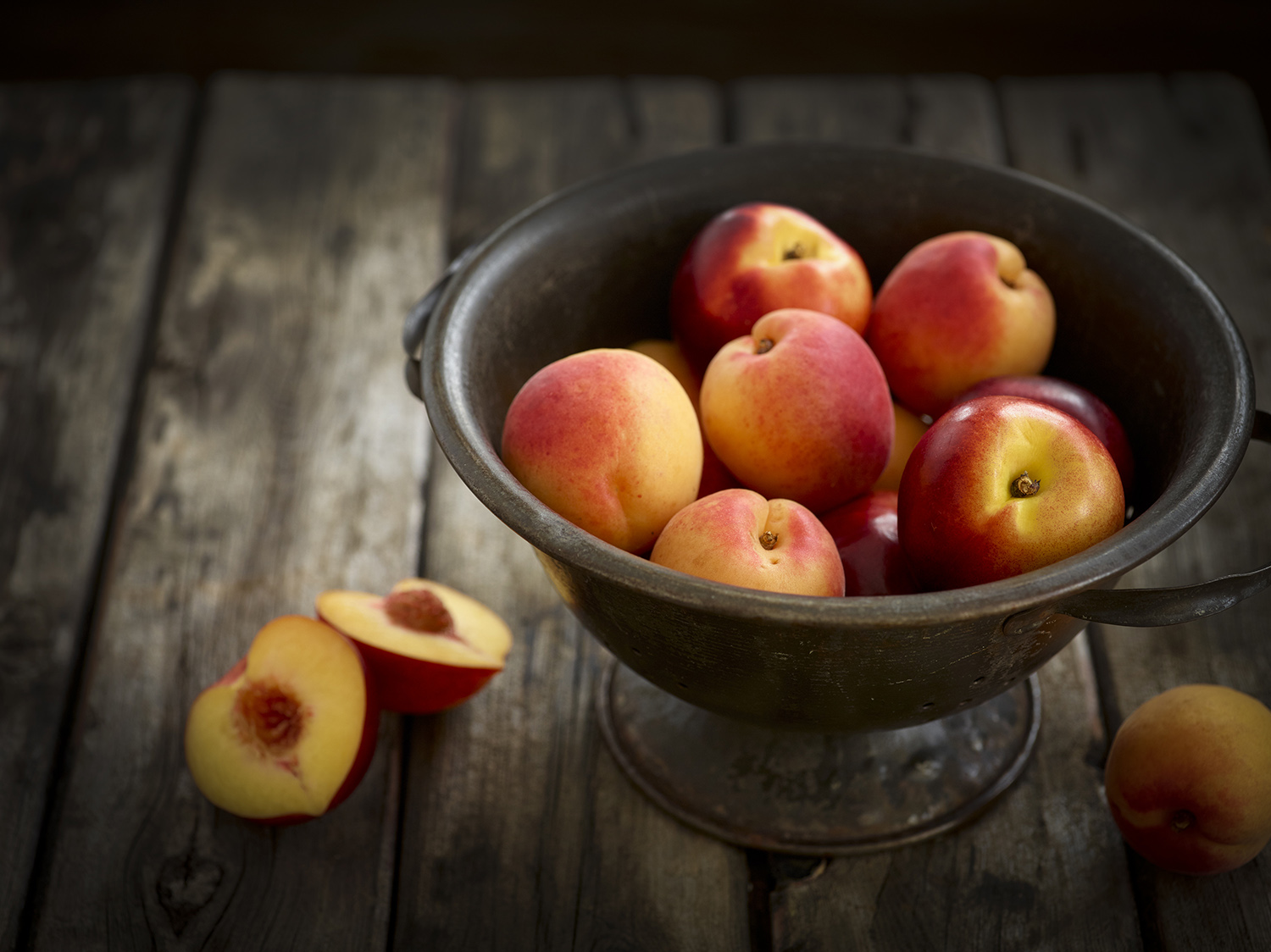 Direct from the field - Stone Fruit