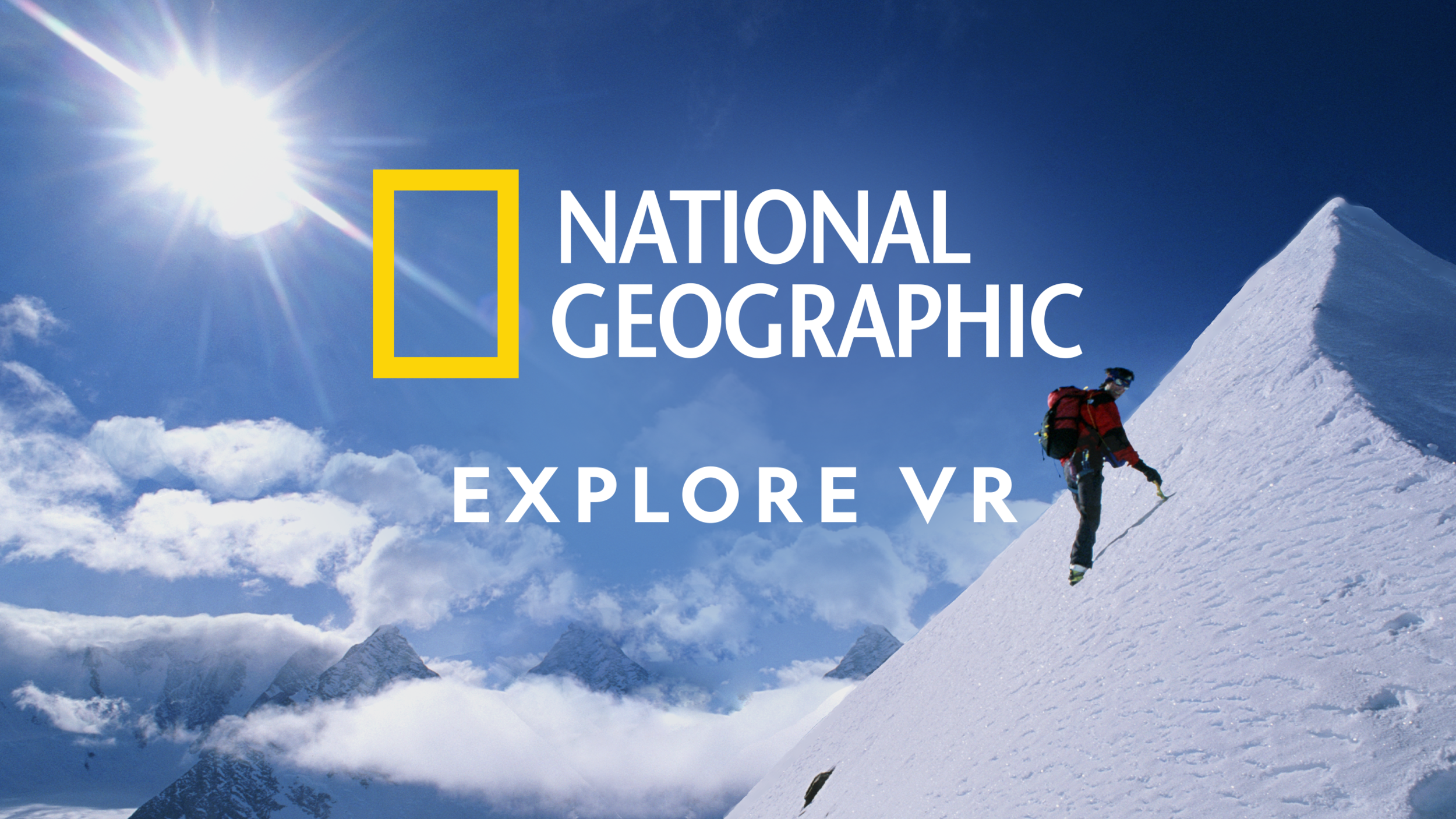 NATIONAL GEOGRAPHIC EXPLORE VR