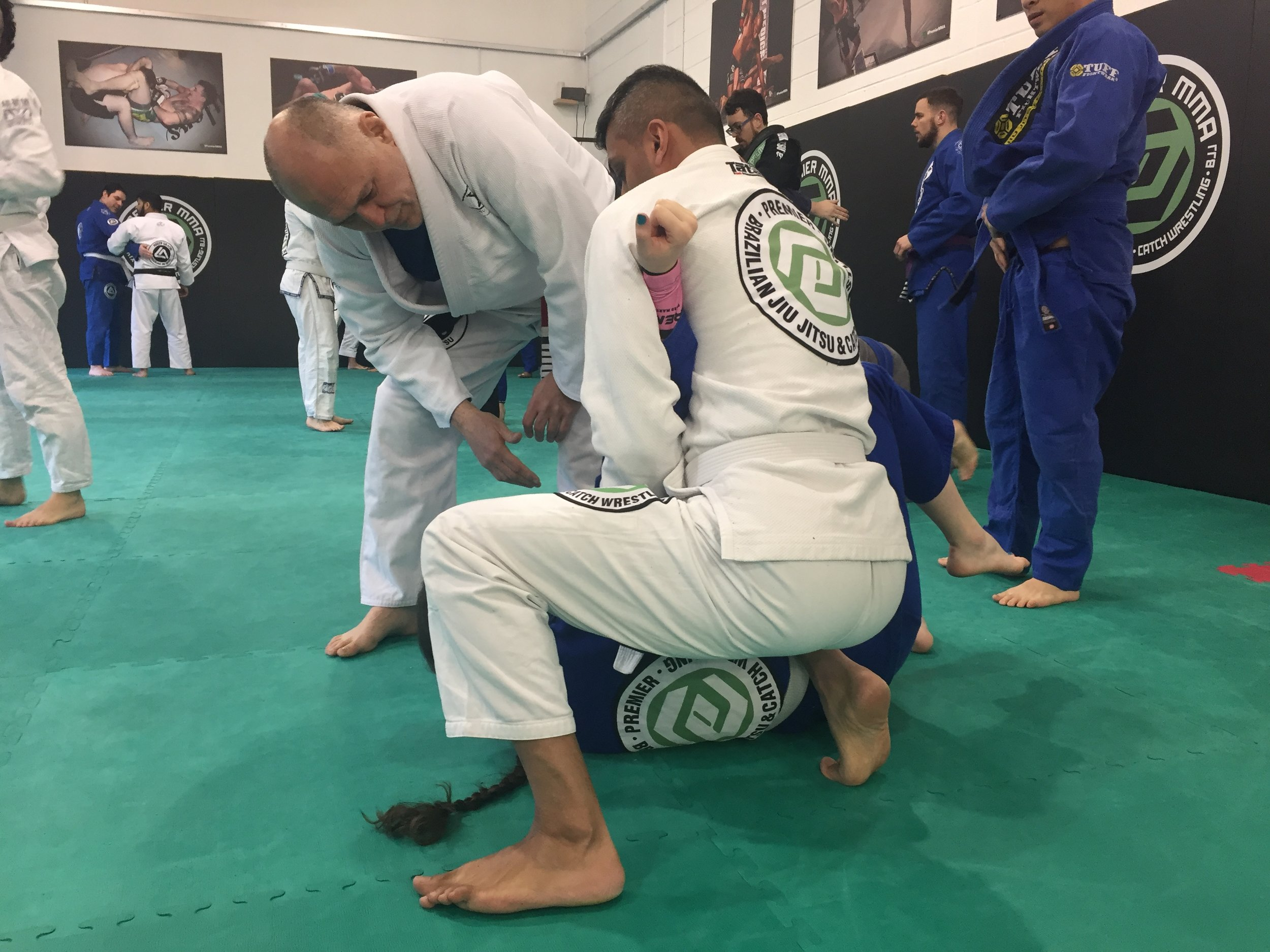 Gracie Jiu Jitsu Harrow