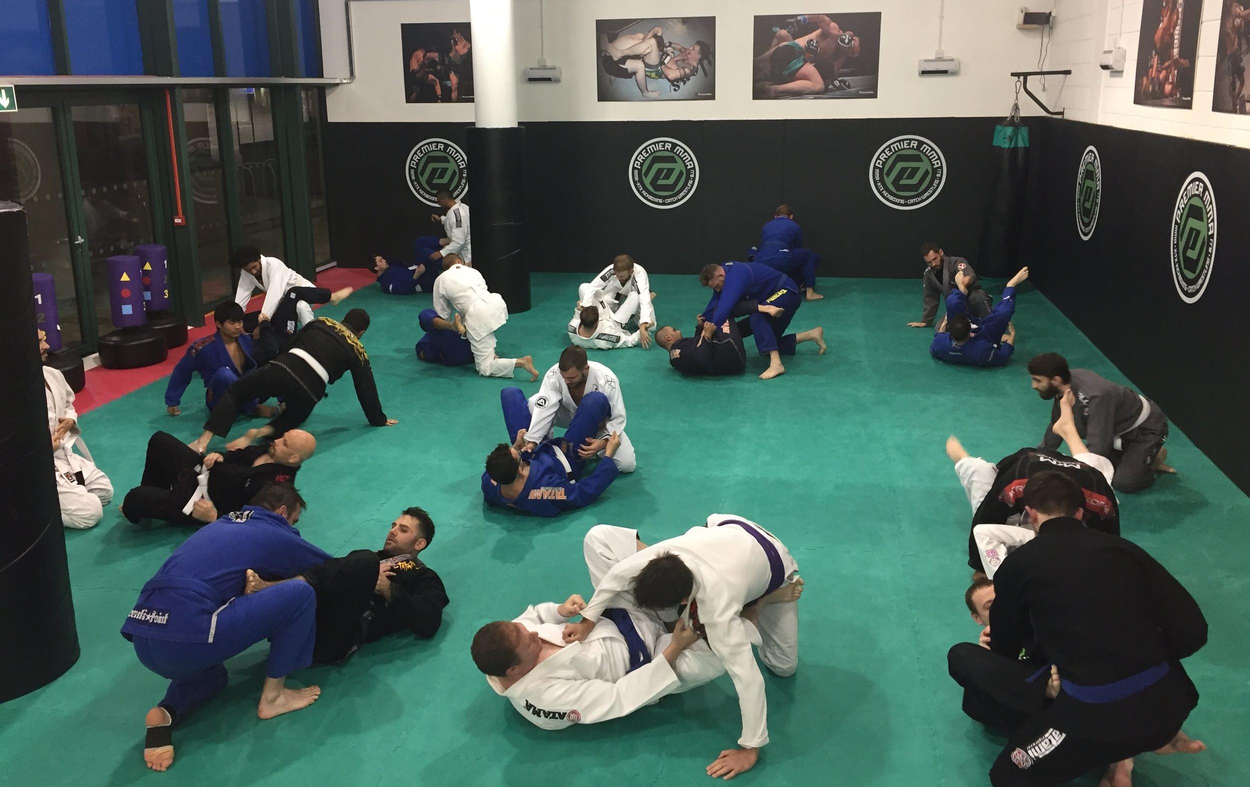 Brazilian Jiu Jitsu Ruislip