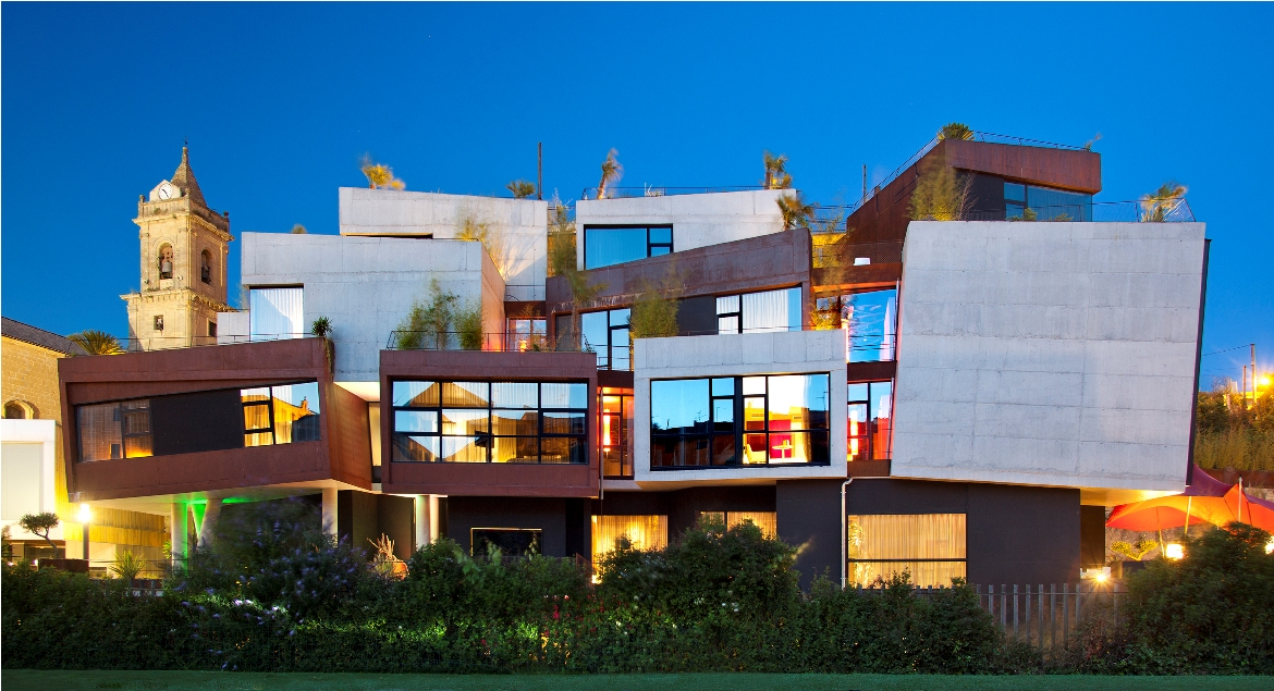 Cubic architecture in Spain 2