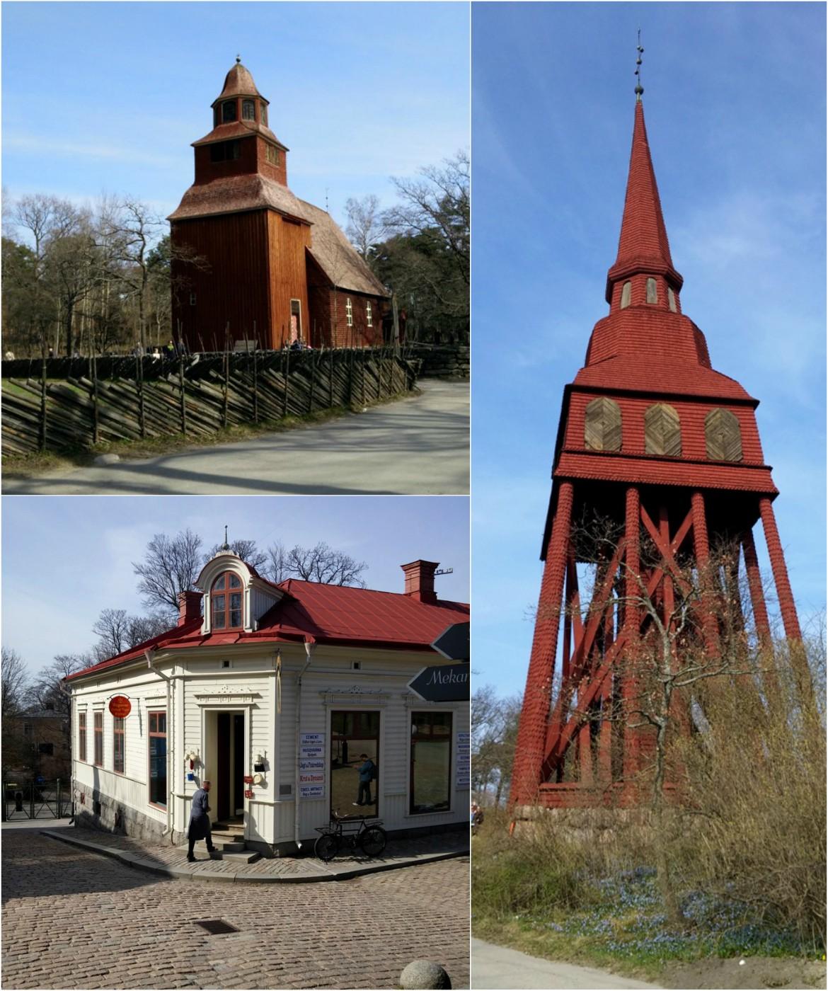 Η εκκλησία Seglora