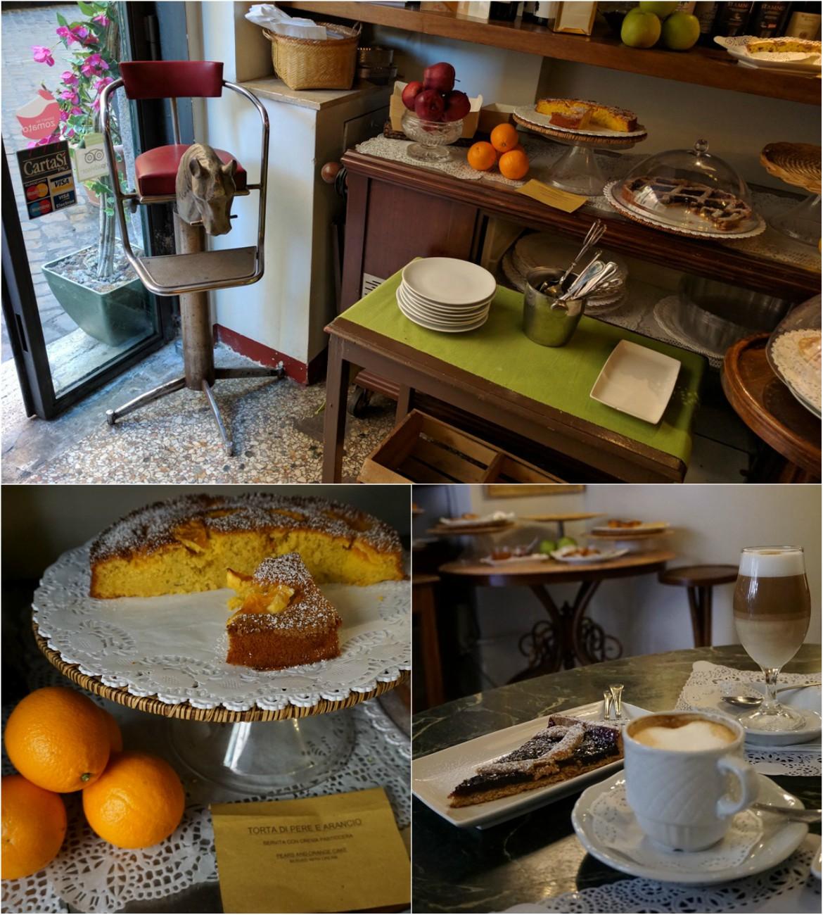Πρωινό ιταλικού στιλ στο Cafe Novecento