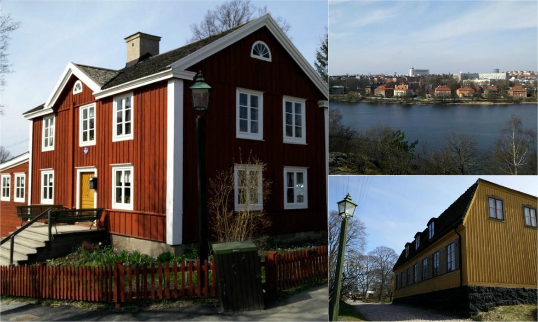 Το υπαίθριο μουσείο του Skansen