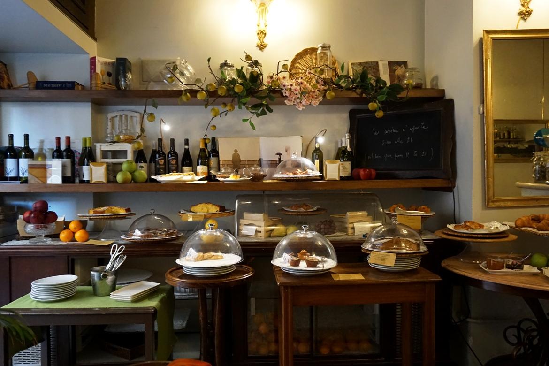 Ιταλικό πρωινό στο Cafe Novecento