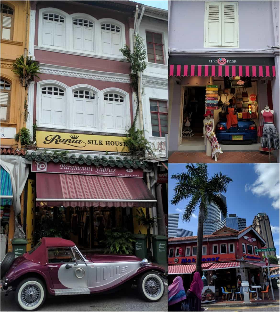Τα cool καταστήματα της Haji Lane