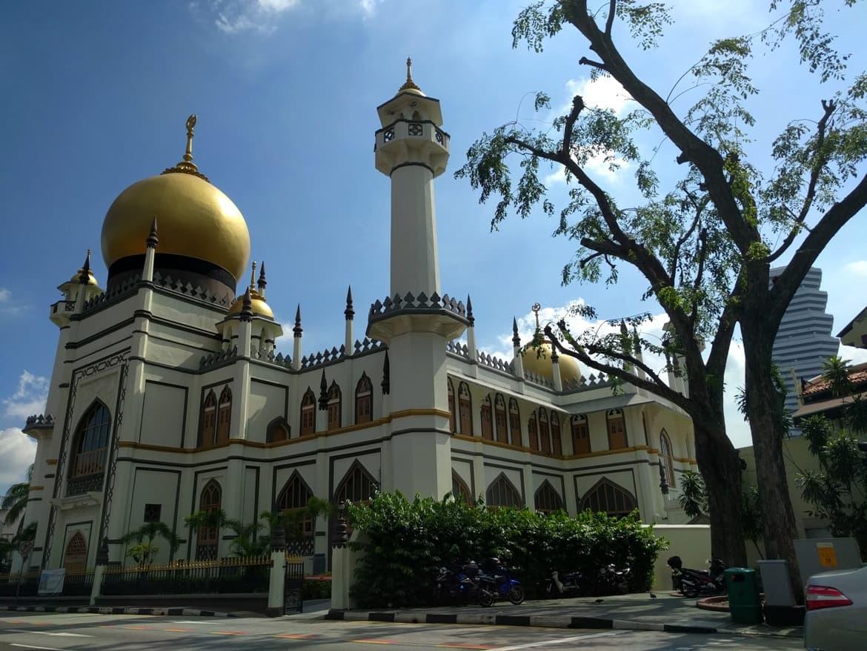 Masjid Sultan Τζαμί