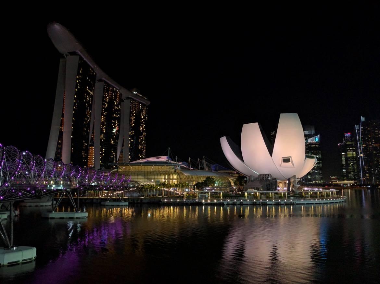Το μαγευτικό ξενοδοχείο Marina Bay Sands