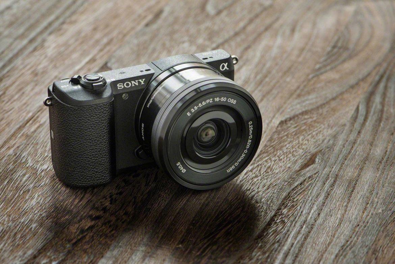 Sony 5100a camera