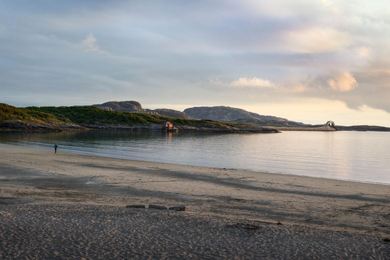 Πανέμορφο τοπίο στα Νορβηγικά φιορδ