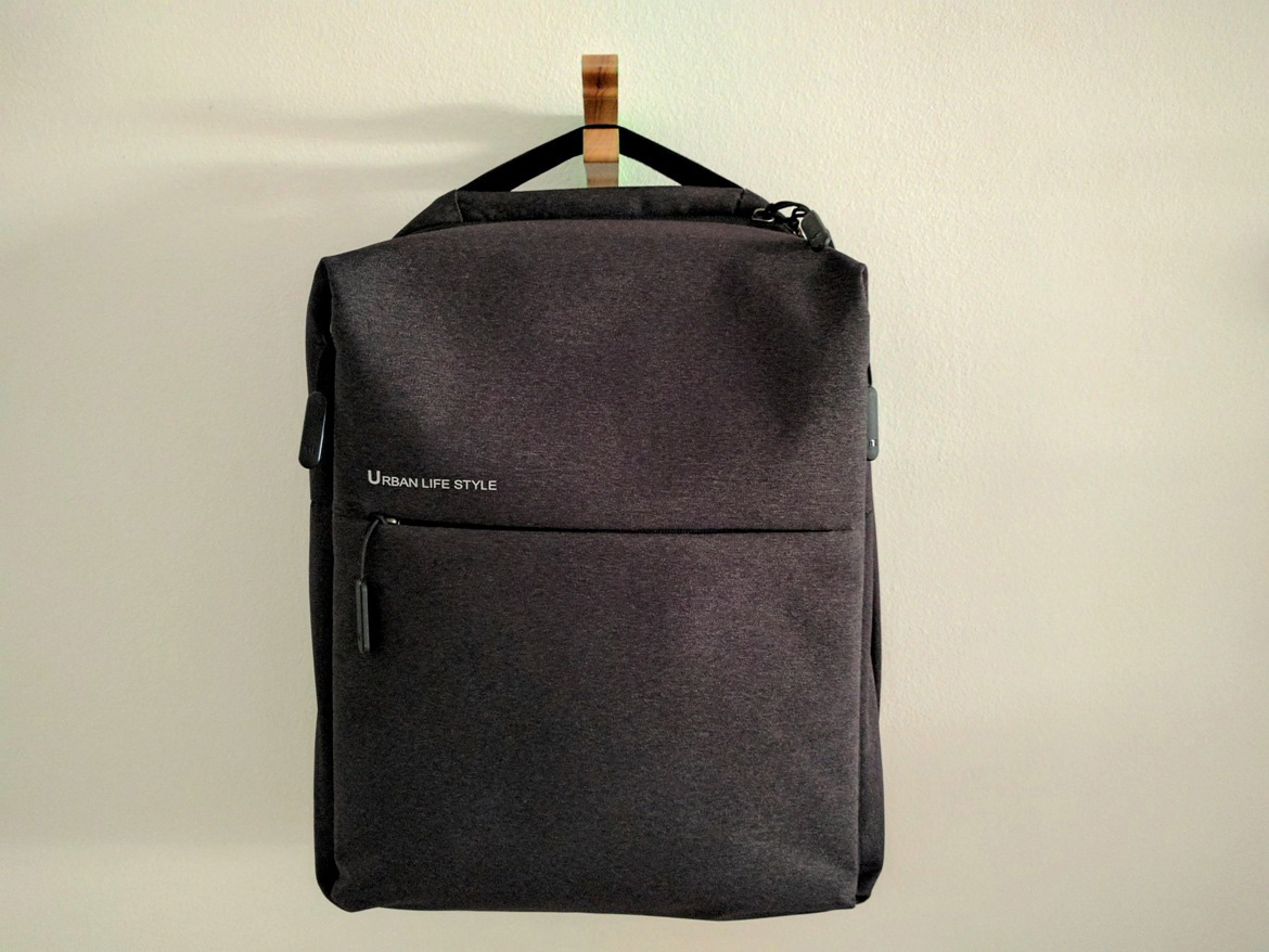 Xiaomi simple urban-style backpack