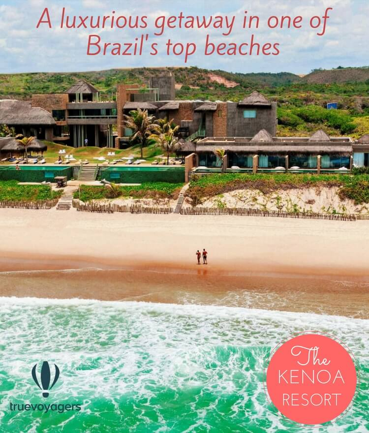 A luxurious getaway in Kenoa Exclusive Beach Spa & Resort