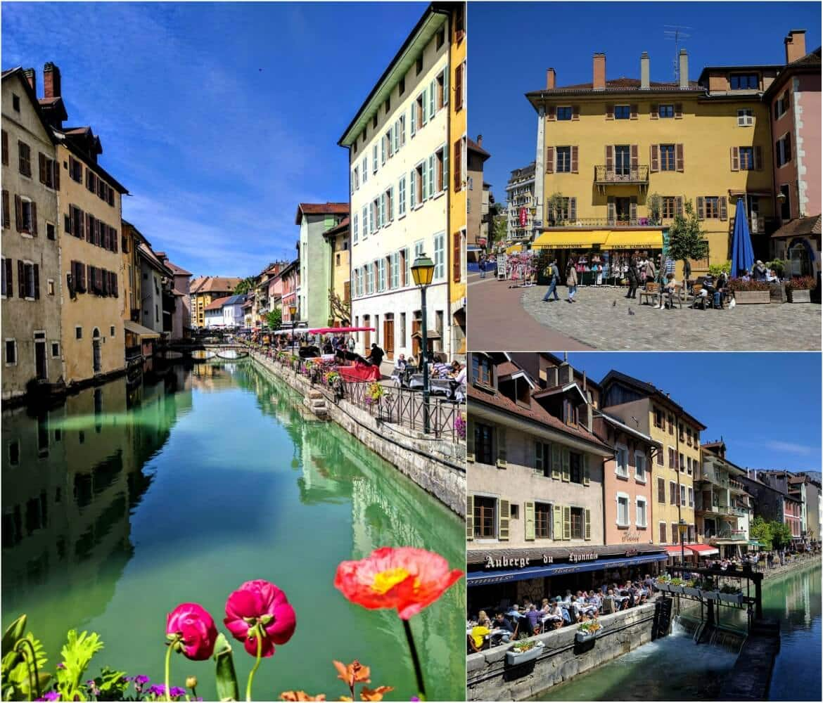 Spring in Annecy