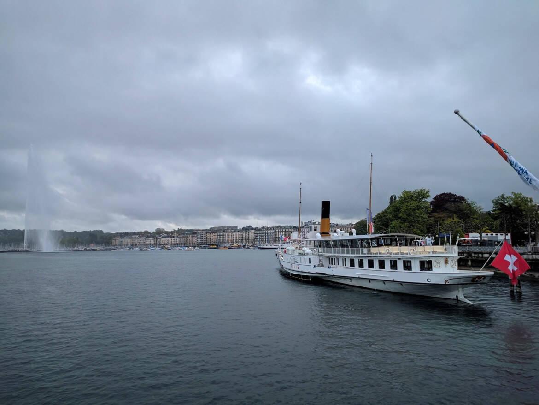 Reaching port of Geneva