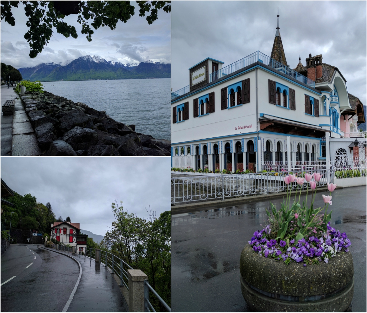 The Alps and more picturesque views around lake Geneva