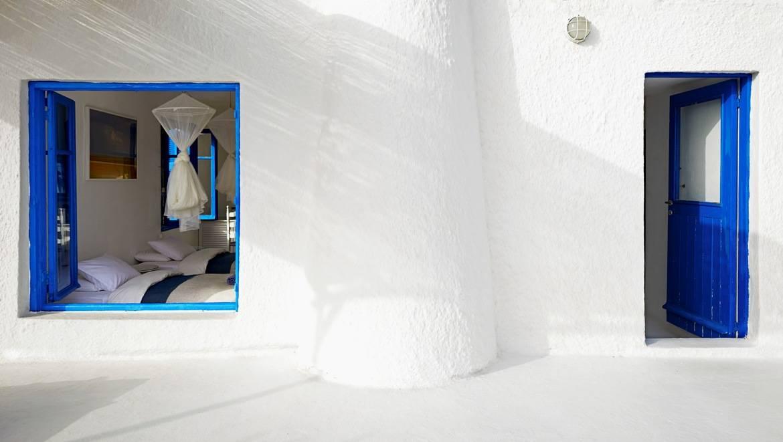 Λευκό και μπλε για ελληνικό καλοκαίρι!