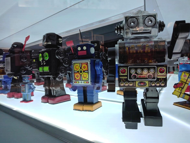 Χαριτωμένα ρομπότ από την Ασία