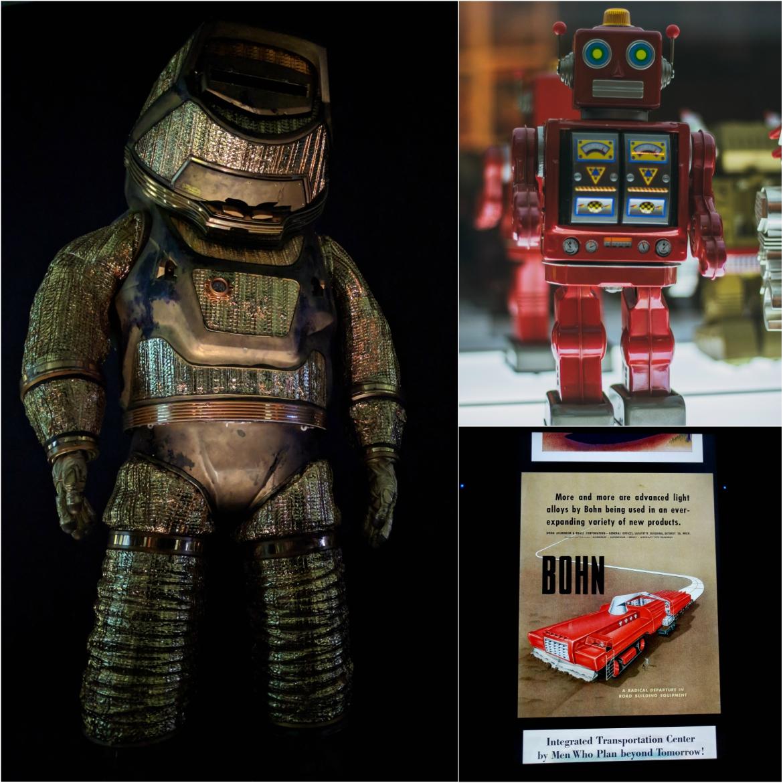 Τα ρομπότ από την Ασία ήταν τα πιο χαριτωμένα, αλλά οι στολές έκλεψαν την παράσταση
