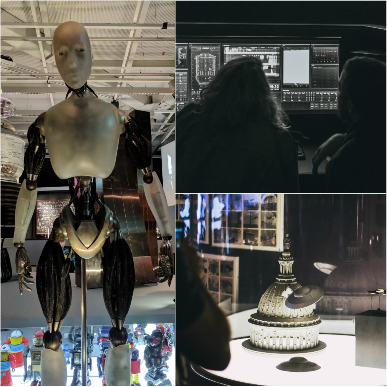 Από το 'I, Robot' στο διαδραστικό παιχνίδι του 'the Martian'