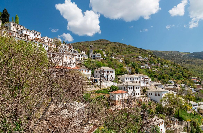 Magnificent view of Portaria village