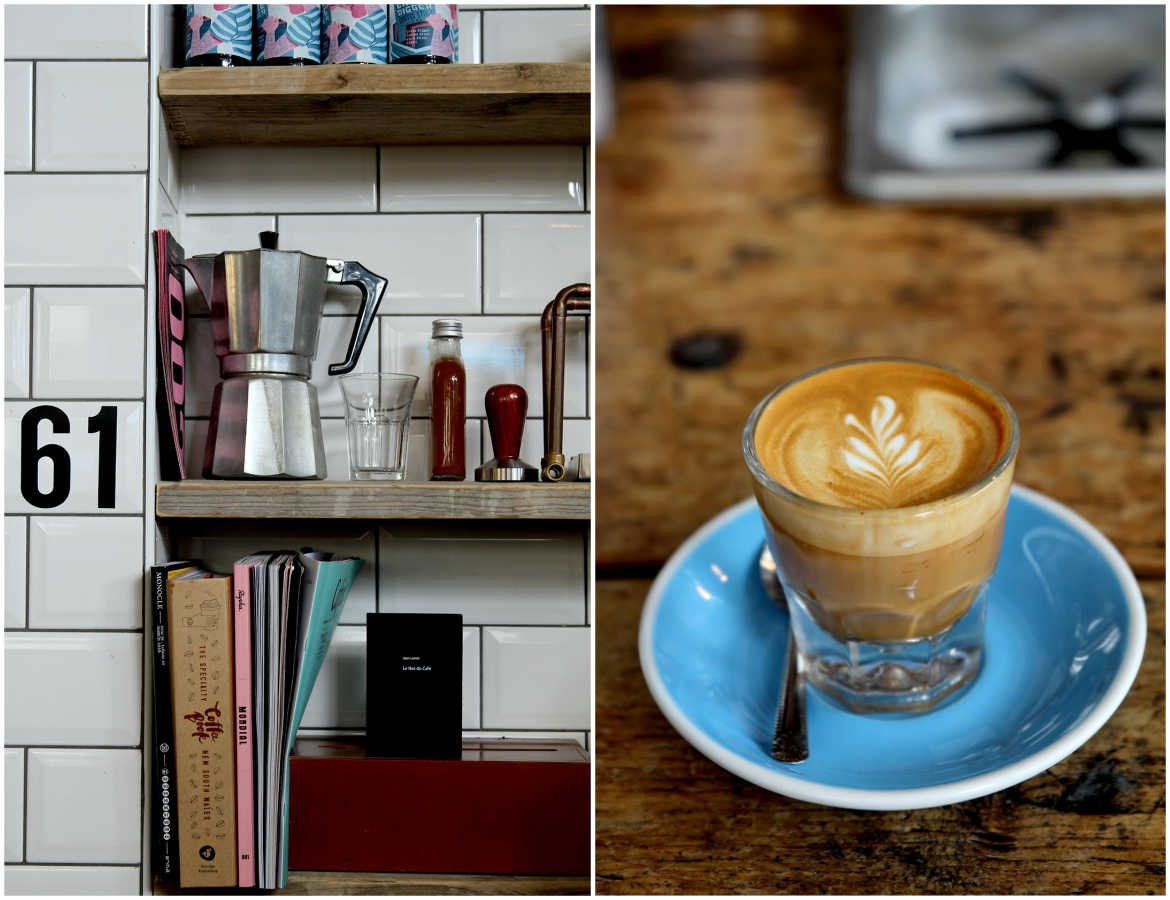 Fine quality coffee in Amsterdam's cafes