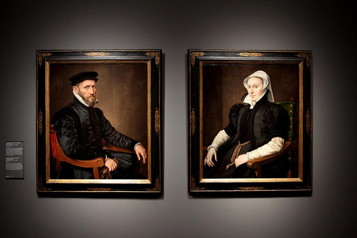 Paintings in Rijksmuseum, Amsterdam