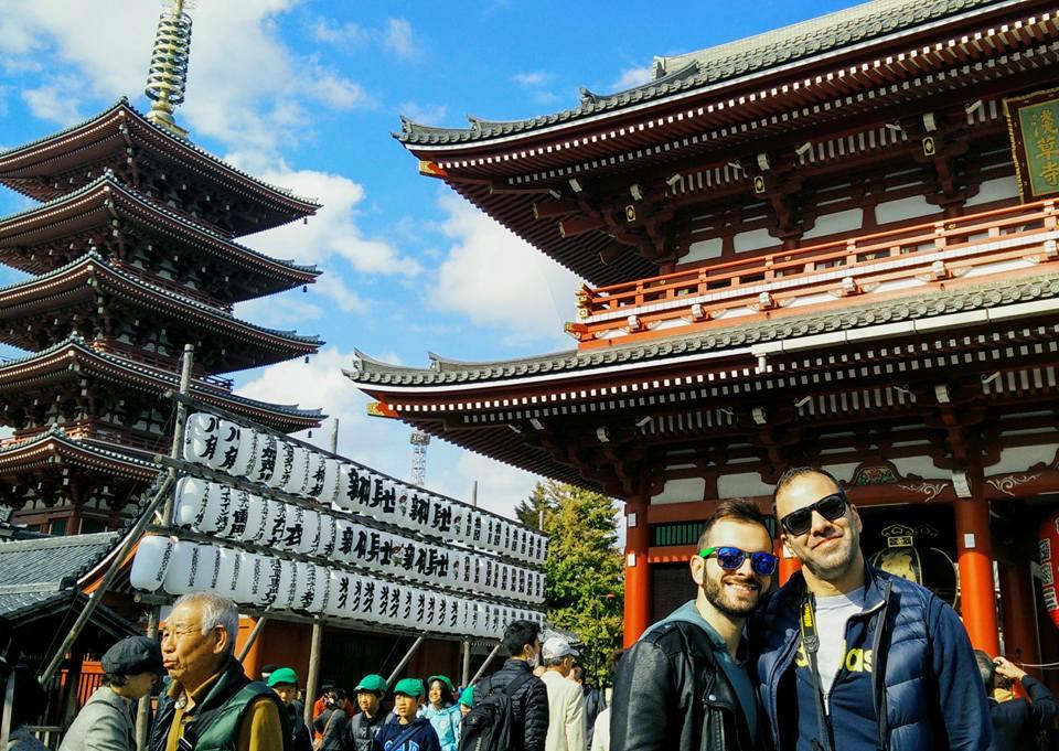 Οι Truevoyagers στο Τόκυο