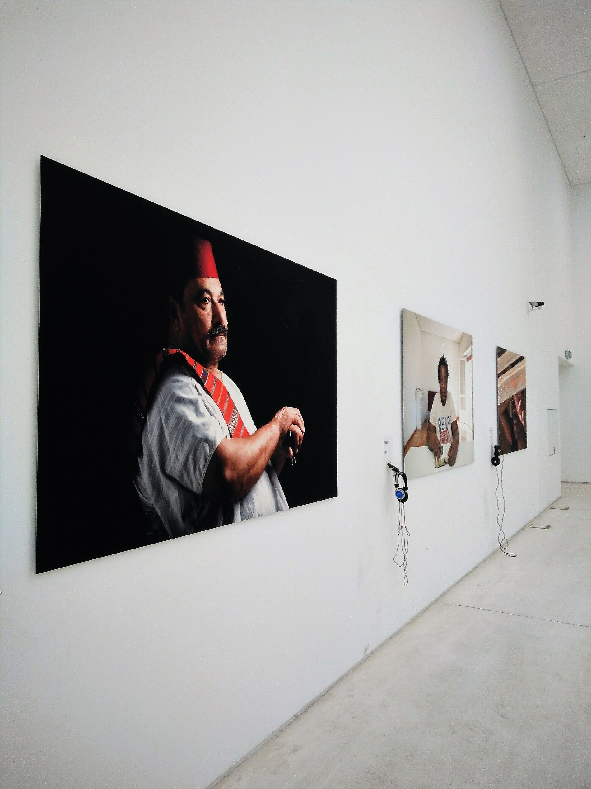 Hopes and dreams of people from all different kinds of backgrounds at the new EMST exhibition in Athens.