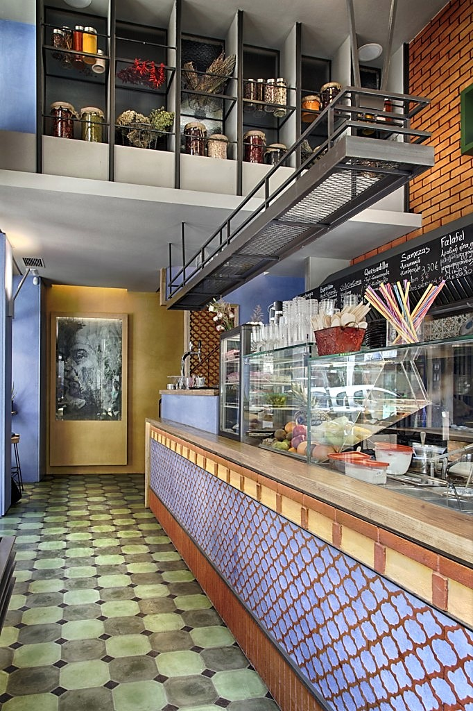 Taste the Latin America flavor in the center of Athens at Etnico. Source: Etnico
