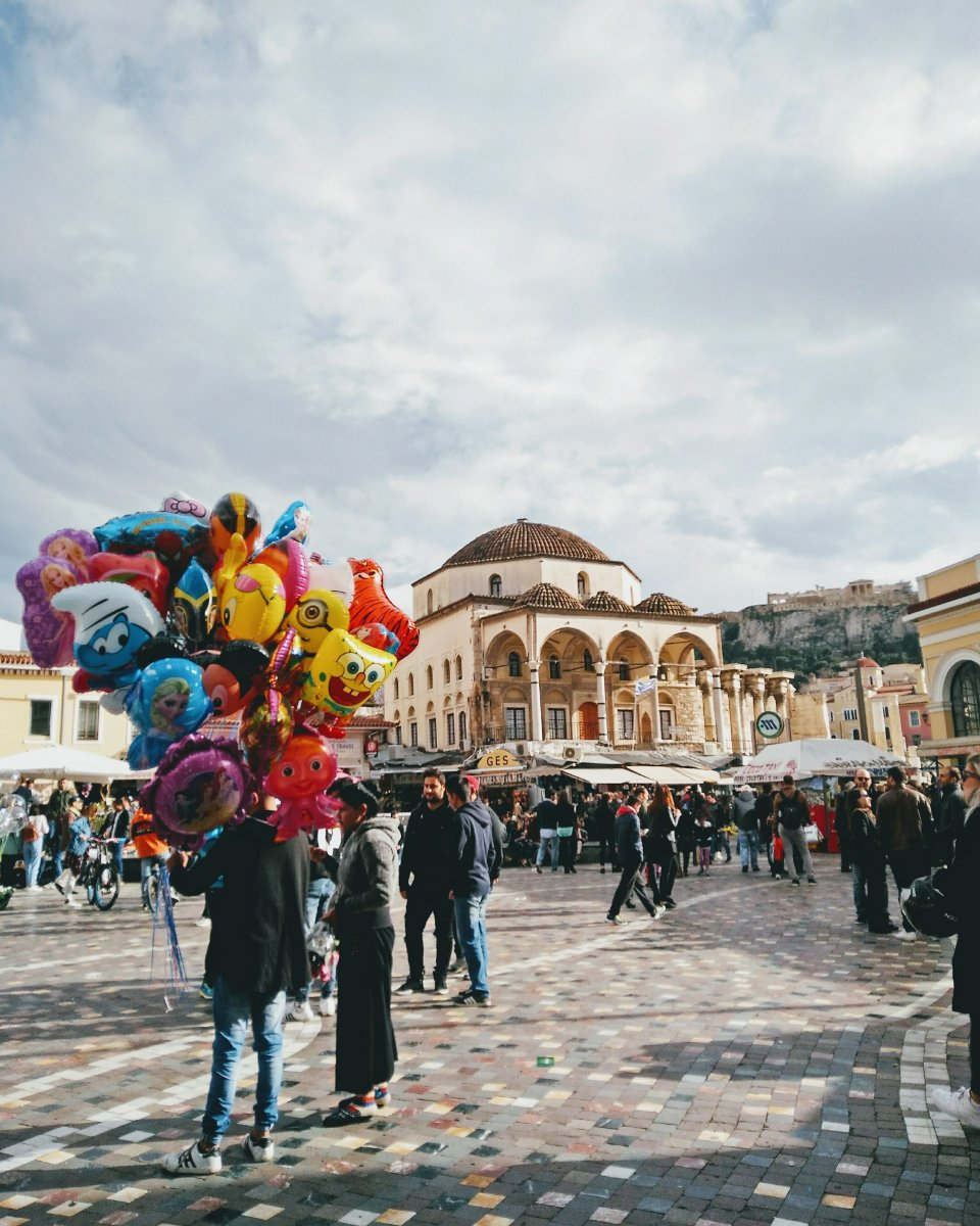 Fun things to do in Athens, Greece by Truevoyagers. Source: Truevoyagers