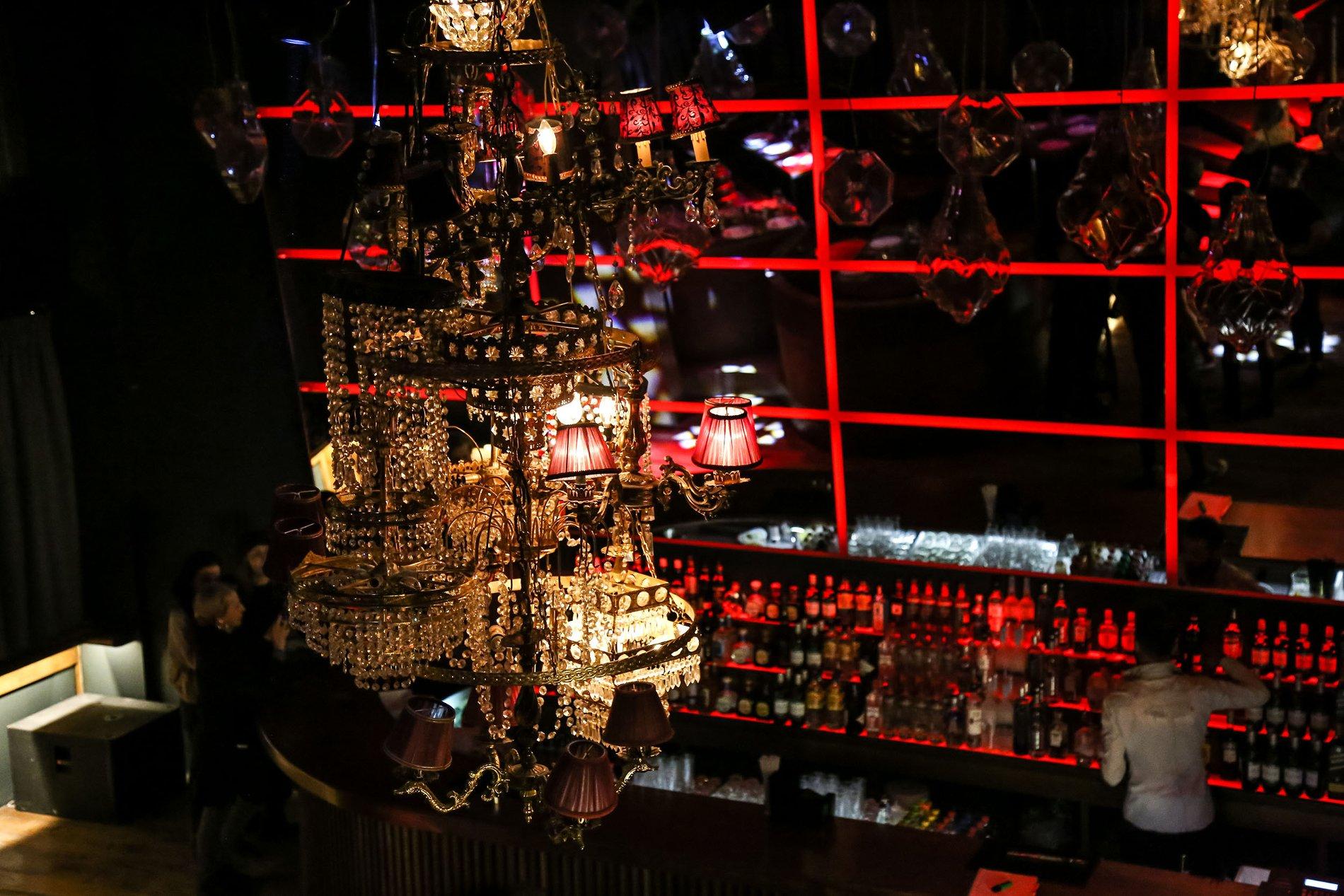 The new renovated version of the legendary Rock 'n' Roll bar in Kolonaki. Source:  Lifo