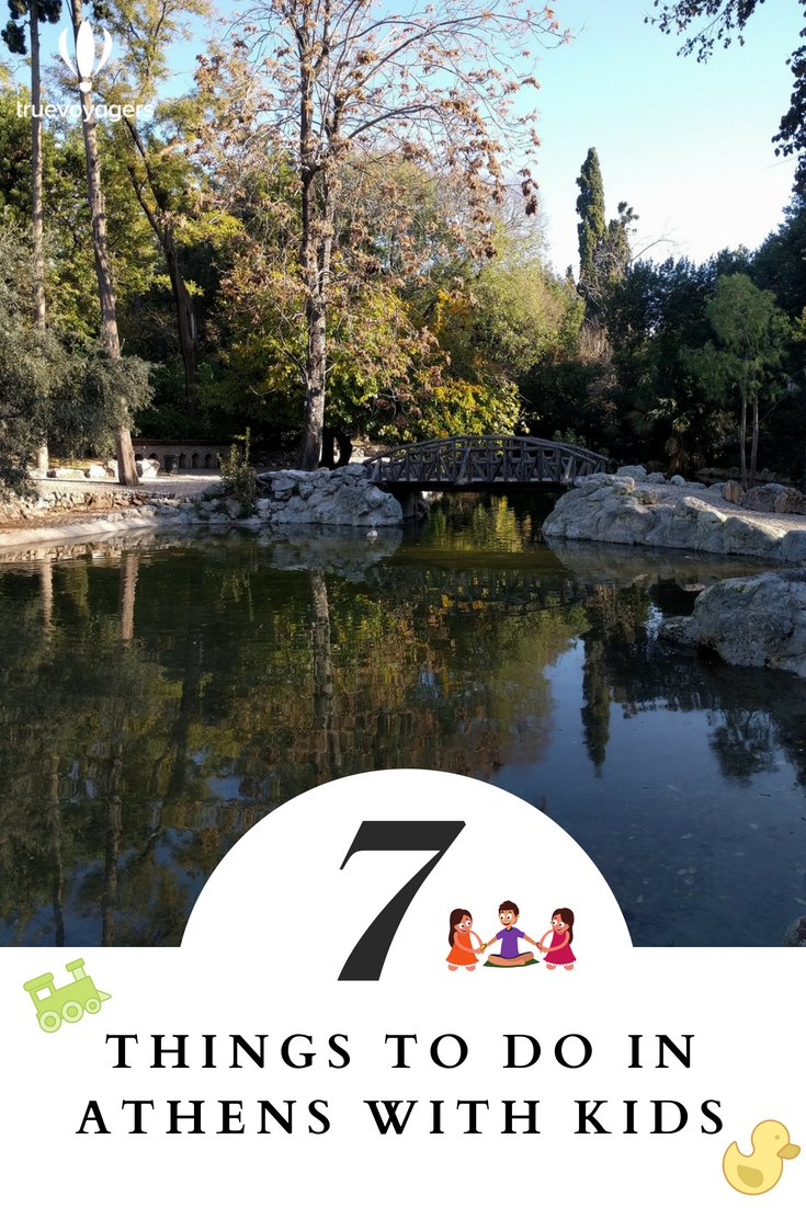7 things to do in Athens with kids by Truevoyagers