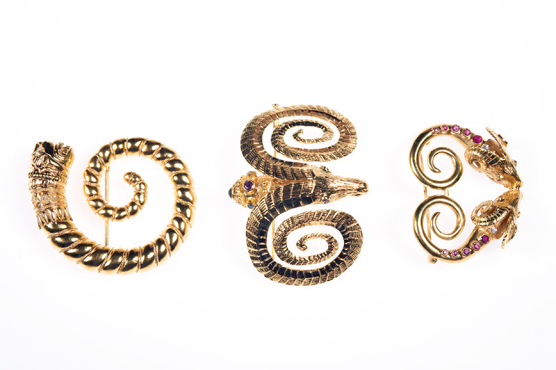 Classical-Hellenistic Collection, 1957. Source: Ilias Lalaounis Jewelry Museum