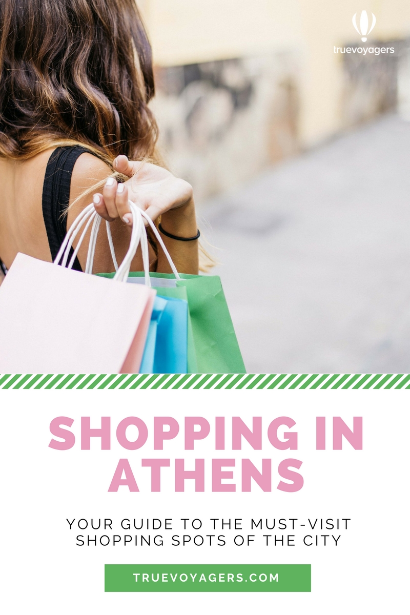 Shopping in Athens: The must-visit shopping spots of the city, by Truevoyagers