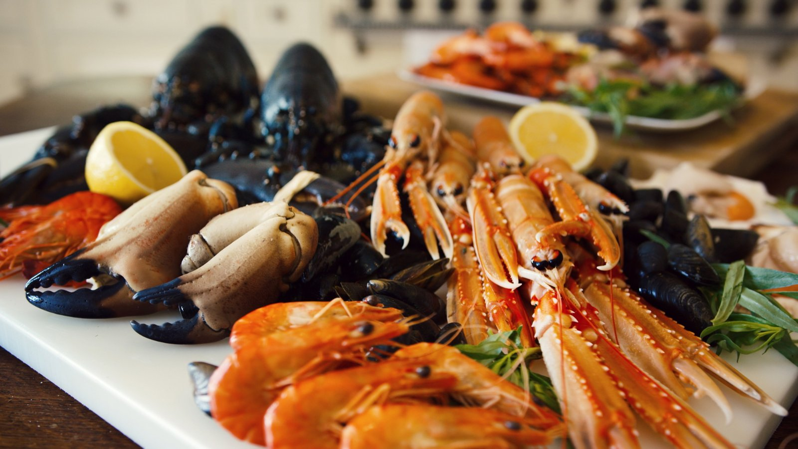 Fresh seafood straight from the Aegean to your plate.