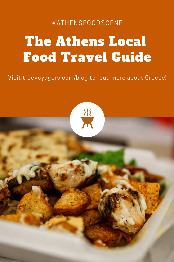 The Athens Local Food Travel Guide