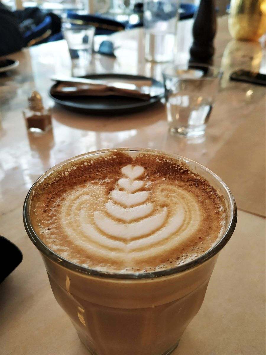 Good quality coffee can be found all over Monastiraki area.