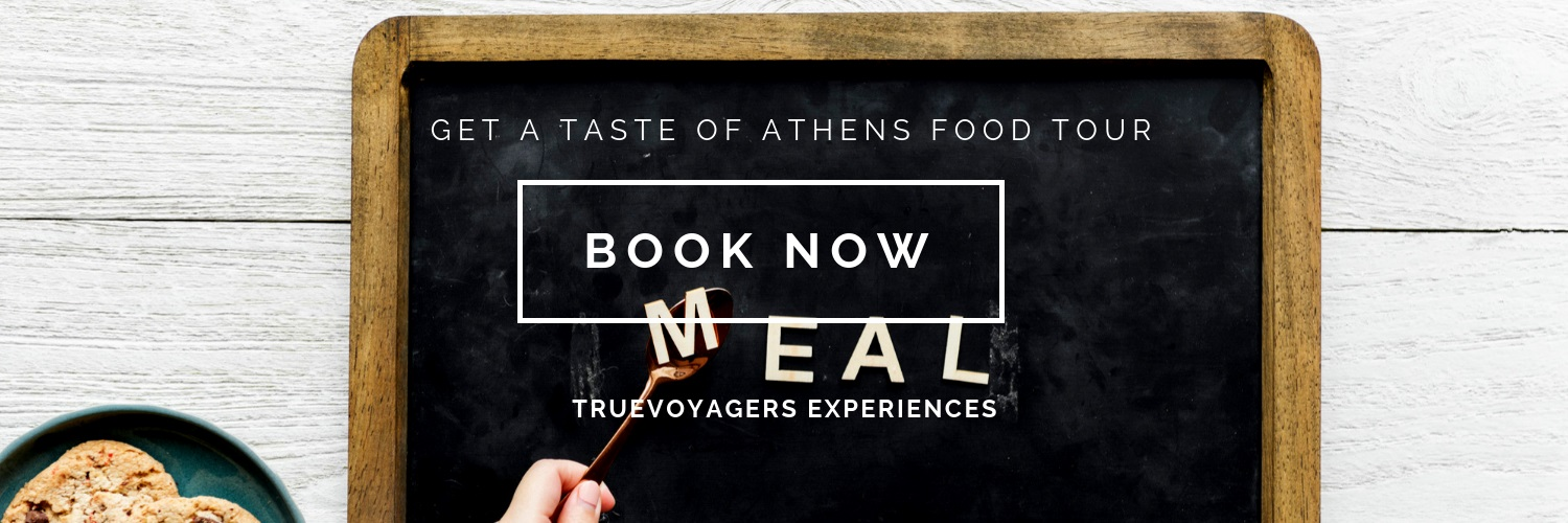 "Taste the most authentic Greek flavors and discover Athens gastronomic gems in our "" Get a Taste of Athens food tour ""!"