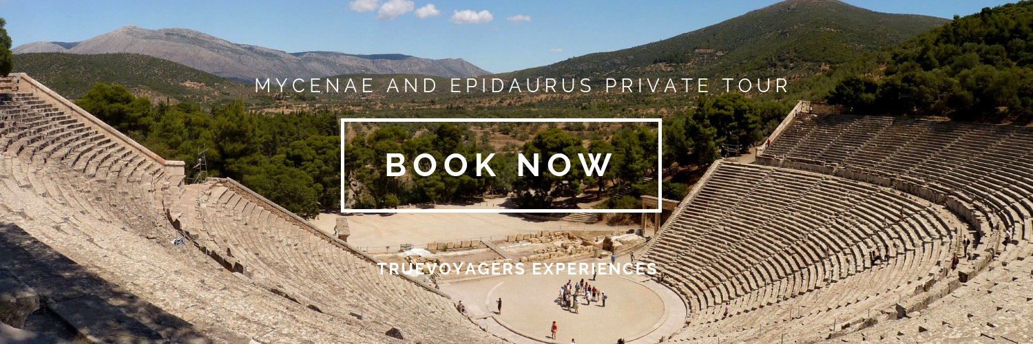 Mycenae, Epidaurus and Nafplio , all in a private day trip from Athens, under the guidance of a professional English speaking driver.