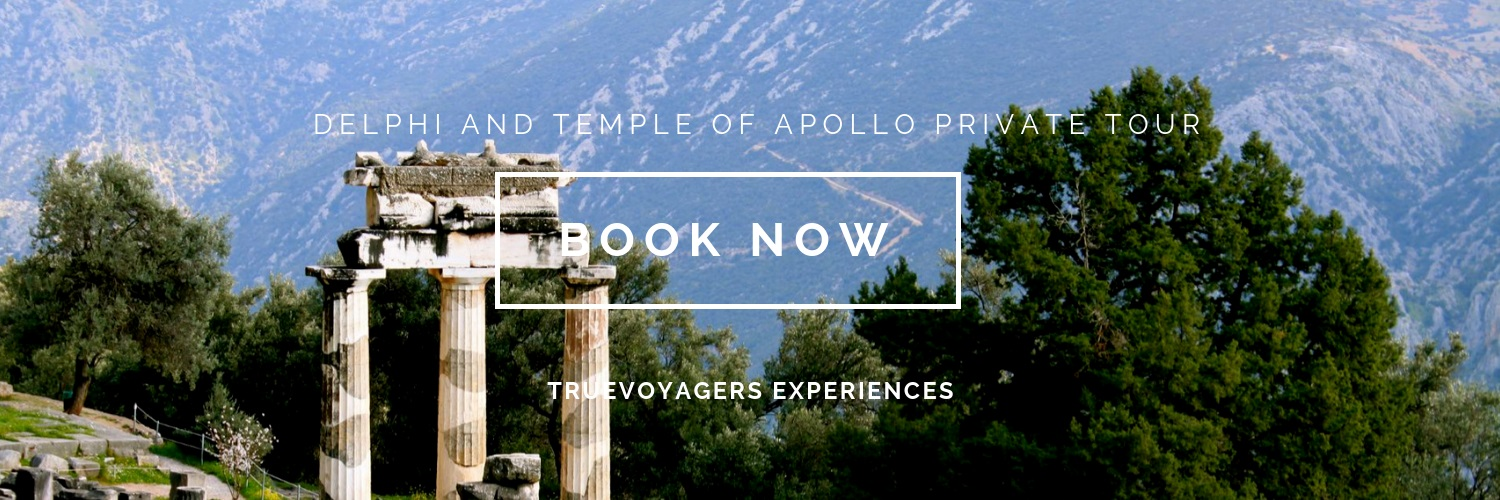 Delphi, the center of the ancient world, and the temple of Apollo , can be discovered in a private day tour from Athens.