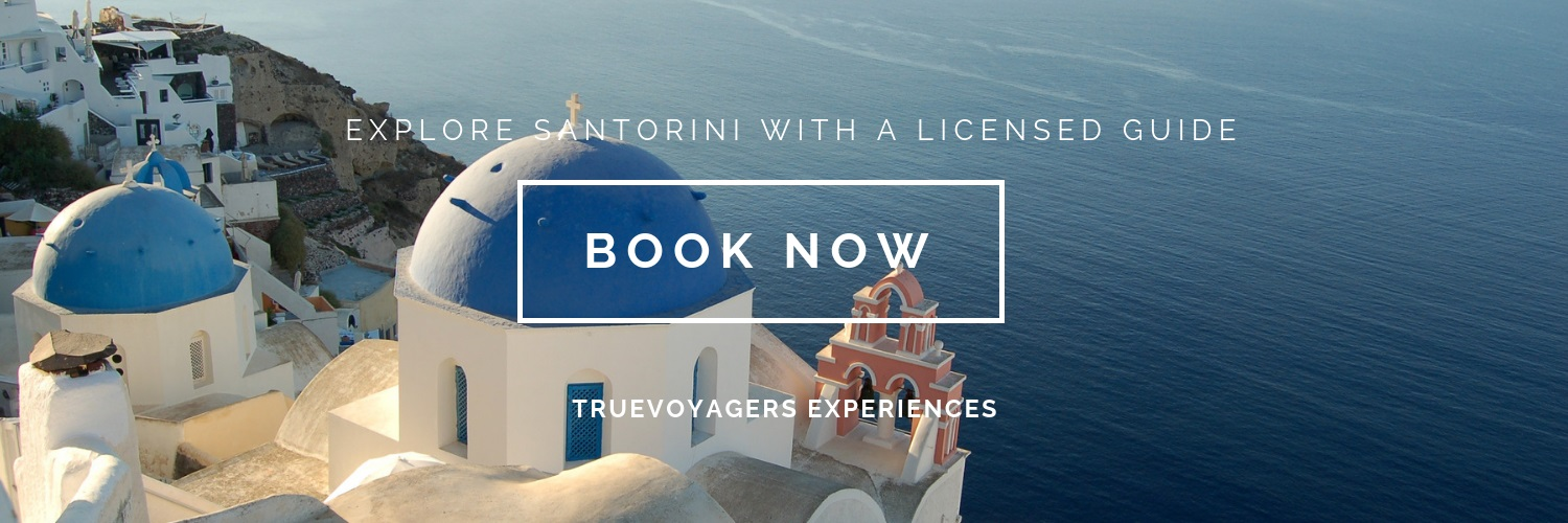 Explore  Santorini, the most beautiful island of Greece  under the guidance of a professional licensed guide!