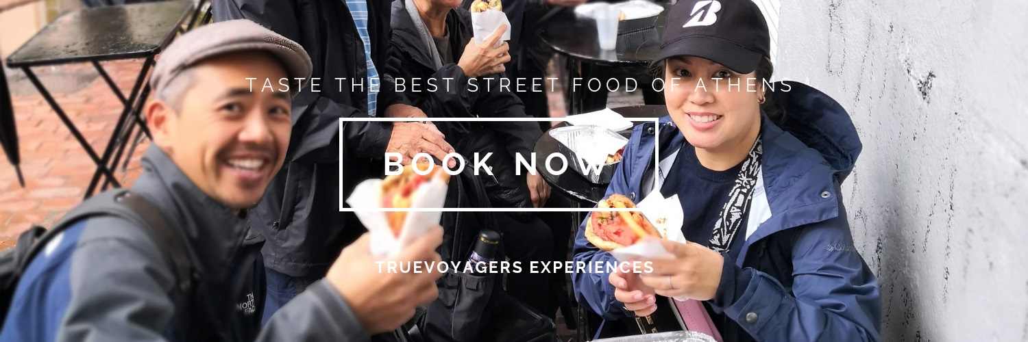 Get to know the Greek cuisine and local culture by  tasting the best street food of the city !