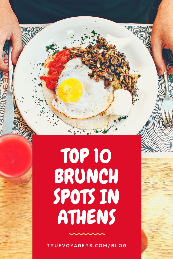 The Top 10 Breakfast and Brunch Spots in Athens by Truevoyagers